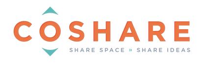 coshare logo